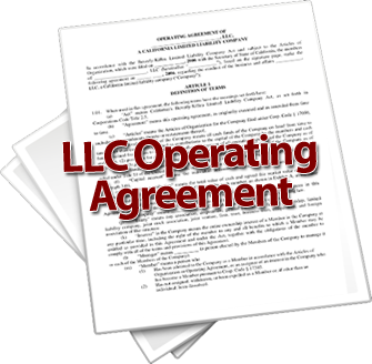 Llc Formation Form Free Free LLC Operating Agreement
