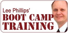 Lee Phillips Boot camp